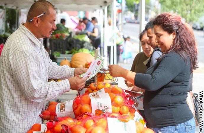 Prescriptions for Fruits and Vegetables a Blossoming Program