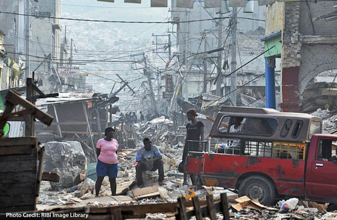 Healing Haiti: The Emotional Trauma of Repeat Crises
