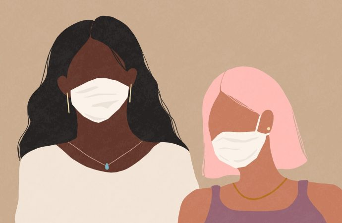 Public Favors Masks in Classrooms but Balks at Vaccine Mandates