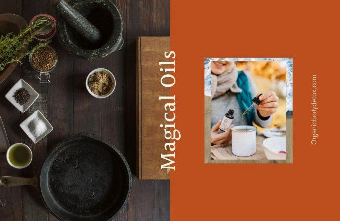 Spiritual Oils and Their Uses