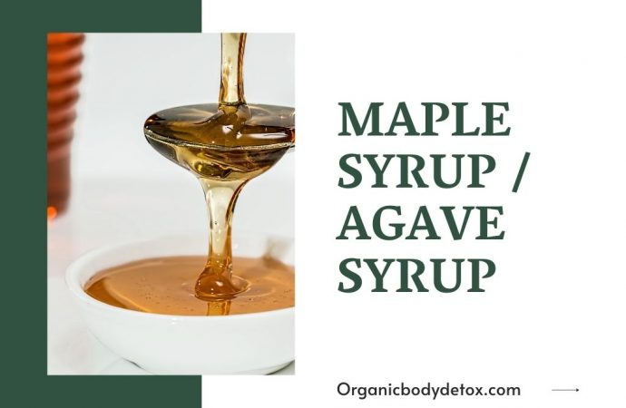 Agave vs. Maple Syrup – Which should I use?