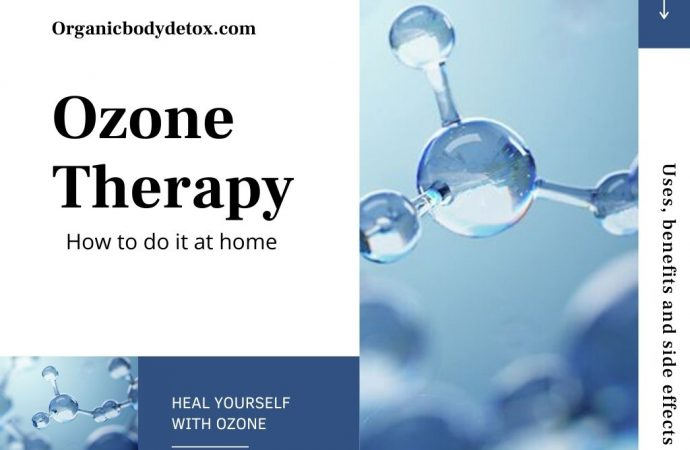 How to do Ozone Therapy at Home