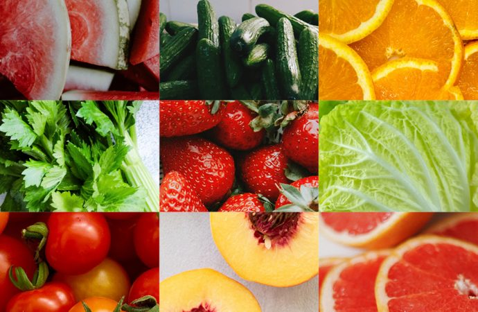 9 Hydrating Foods, Don't Just Drink Your Water, Eat Your Water
