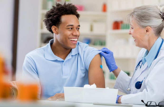 COVID Vaccine 'In-Betweeners': Who They Are, Why They're Hesitant