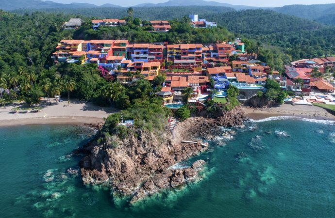 Mexico's Costa Careyes Is Your Next Wellness Escape in Big Nature